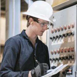 Jahresunterweisung für Elektrofachkräfte klein