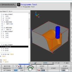 HEIDENHAIN Q-Parameter Programmierung